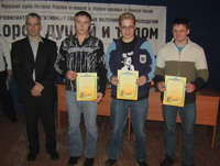 Чемпионат Пскова 2006