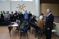 Константин Недосвитий приветствует участников